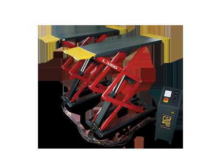 Smontagomme equilibratrici e servizi per pneumatici for Ponte per auto usato