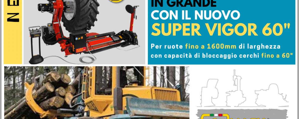 """Super Vigor 60"""""""